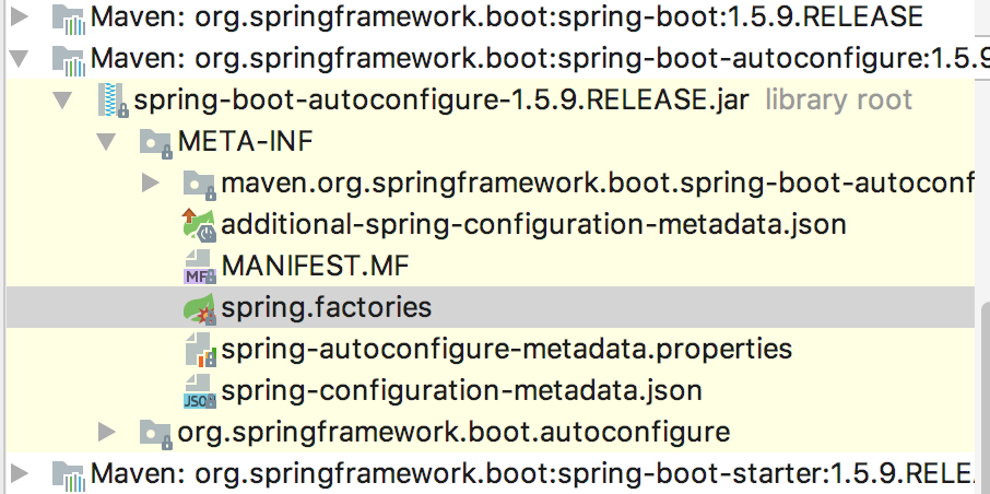 Spring-boot-autoconfigure